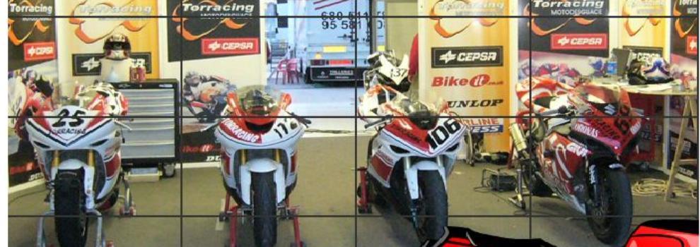 Desguaces de motos en Sevilla
