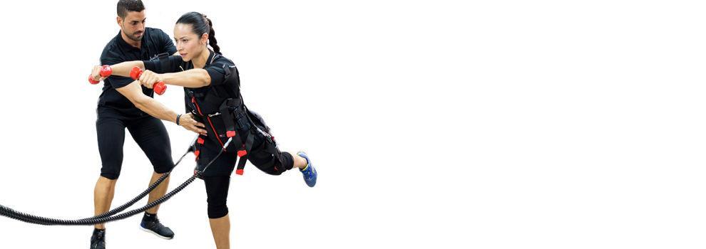 Chaleco y traje de electroestimulacion en Madrid
