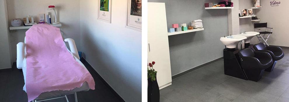 Salón de peluquería de hombre y mujer en Las Palmas de Gran Canaria en Bañaderos | Salón Unisex Vidina