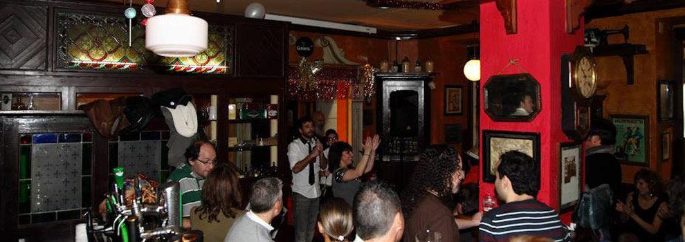 Pubs y bares de copas en Zaragoza | Irish Bar Flahertys