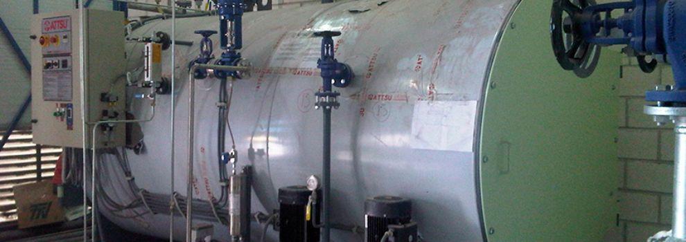 Calderas de vapor Valencia