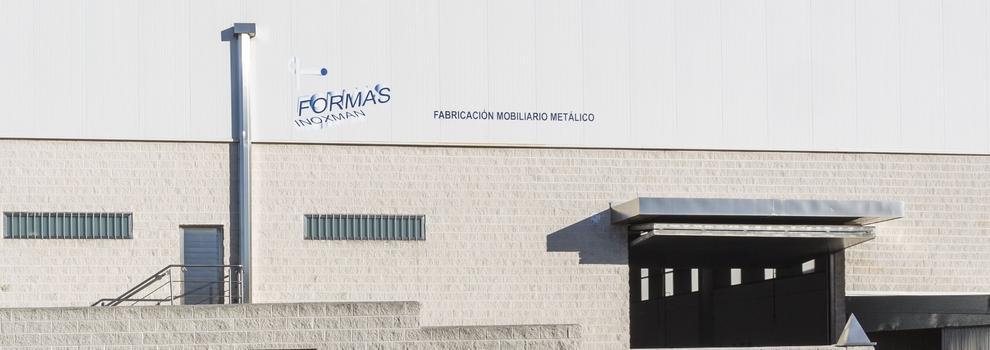 Fabricación acero inoxidable A Coruña