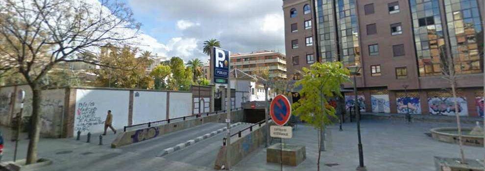 Parking low cost en Granada
