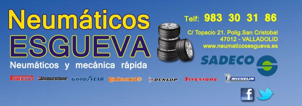 Neumáticos en Valladolid | Neumáticos Esgueva