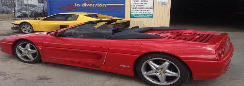 Talleres mecánicos de coches en Torrevieja