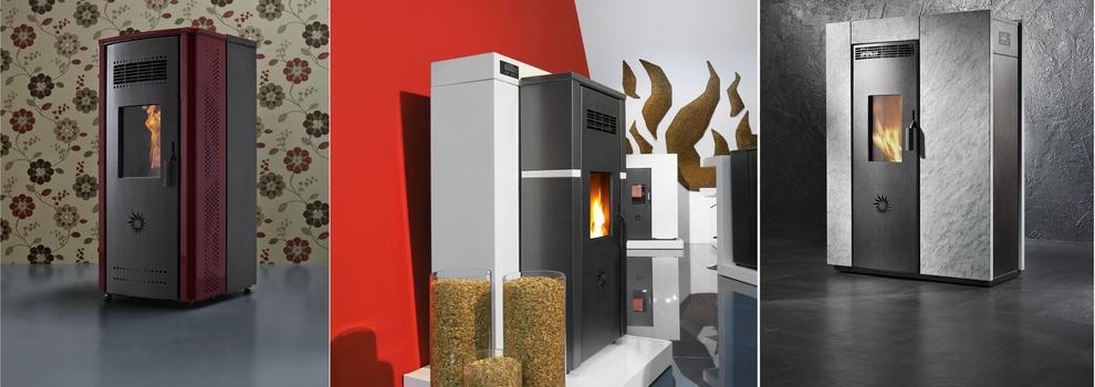 Precios de estufas y calderas de biomasa o pellets for Estufas biomasa precios