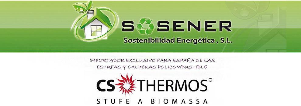 Precios de estufas y calderas de biomasa o pellets