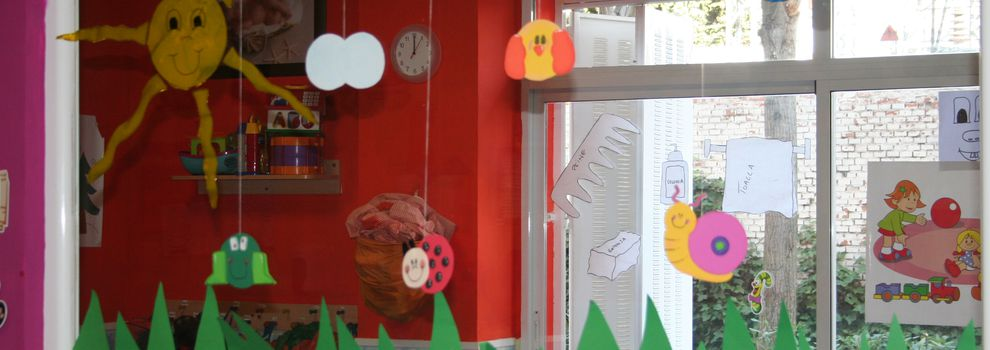 Kindergartens and infant schools in Madrid | Centro de Educación Infantil Coco