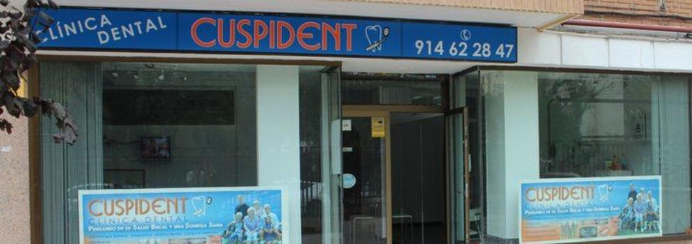 Blanqueamiento dental en Aluche   Cuspident Clínica Dental
