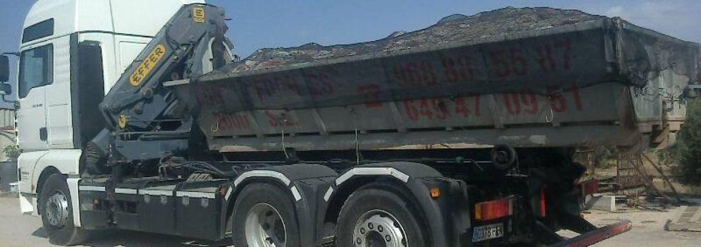 Contenedores de residuos Murcia