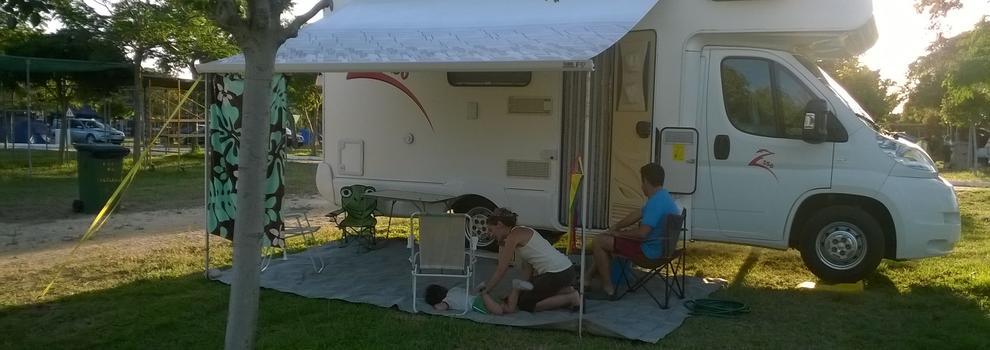 Campings en Caños de Meca | Camping Faro de Trafalgar