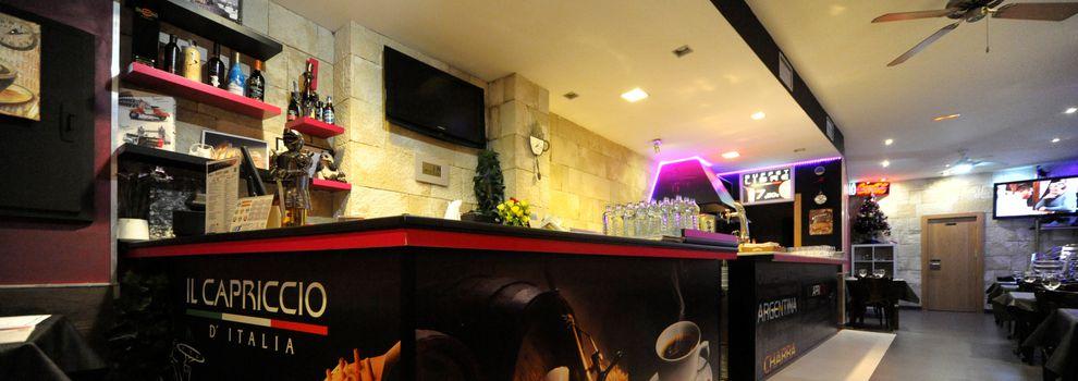 Pizzería italiana en Salamanca | Il Capriccio d'Italia
