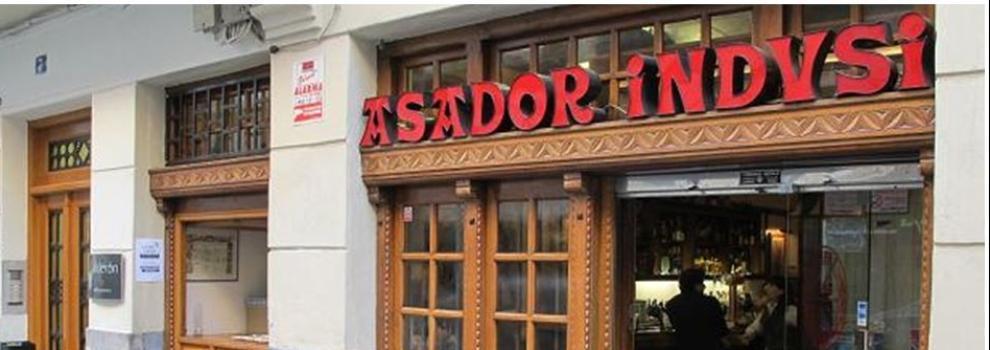 Cocina tradicional en Bilbao | Asador Indusi
