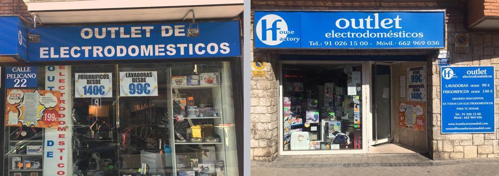 Electrodom sticos baratos en valdemoro house factory madrid - Electrodomesticos con tara sevilla ...