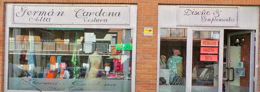 Alta costura en Hortaleza, Madrid - Germán Cardona Alta Costura