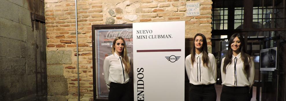 Agencia de promotoras en Madrid centro
