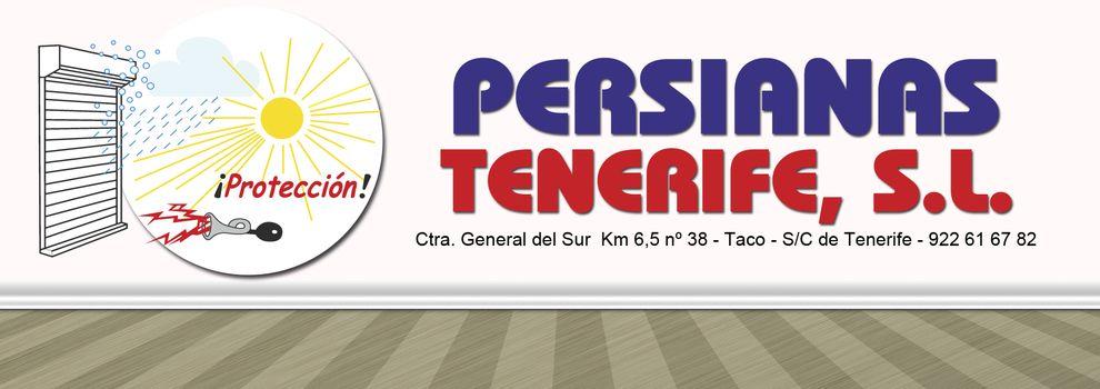 logotipo de PERSIANAS TENERIFE SL