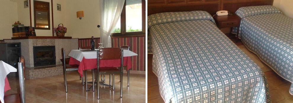 Cálido hotel para descubrir El Bierzo, destacada región leonesa en Bembibre | Hotel Carmen