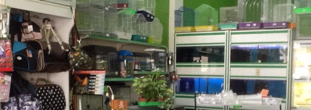 Tienda de animales en La Laguna, Tenerife