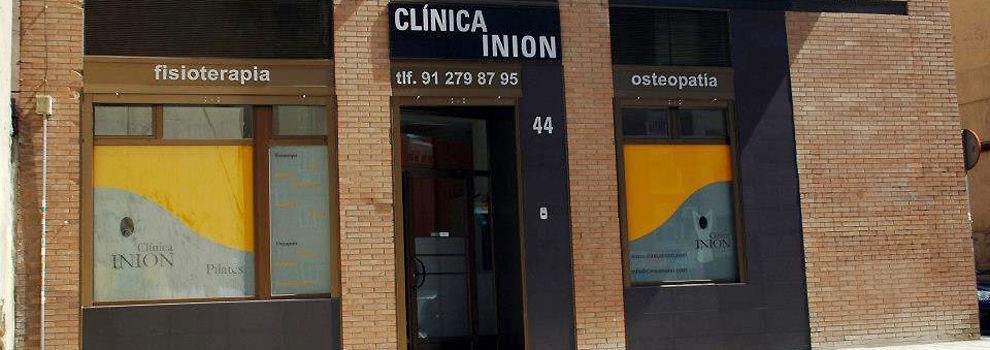 Fisioterapia en Madrid | Clínica Inion