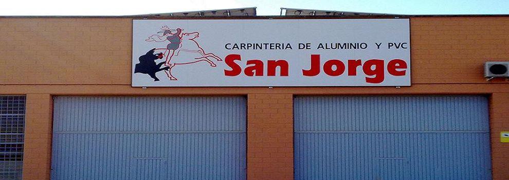 Carpintería de aluminio Huesca   Carpintería de Aluminio y PVC San Jorge, S.A.