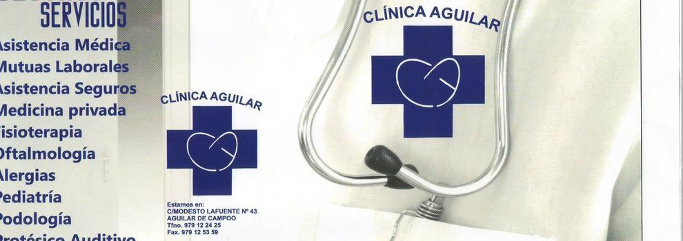 Clínicas privadas en Aguilar de Campoo | Clínica Aguilar