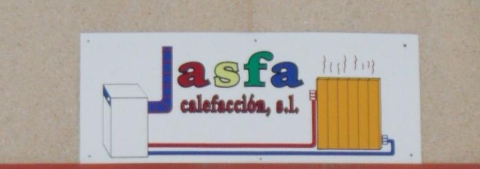 logotipo de JASFA CALEFACCION SL