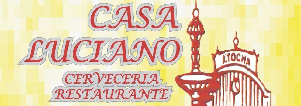 Restaurante típico de Madrid centro: Casa Luciano