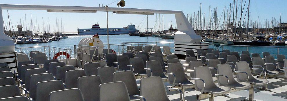 Viajes en barco en Alicante | Cruceros Kontiki