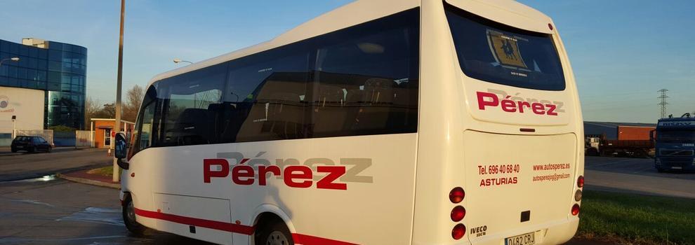 Autocares en . | Autos Pérez y Joglar, S.L.