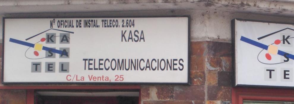 Instalación de antenas Collado Villalba | Kasatel