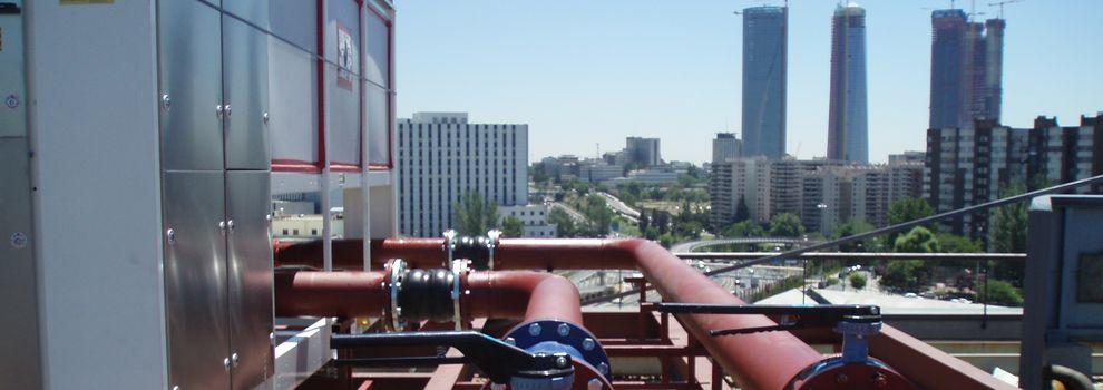 Instalaciones de suelo radiante y geotérmica en Madrid | Intecser Clima