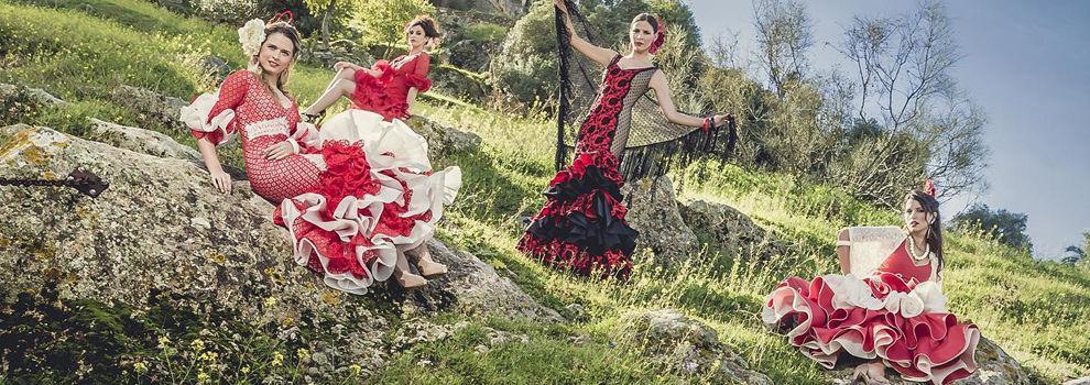Trajes de flamenca en Córdoba | Rociera