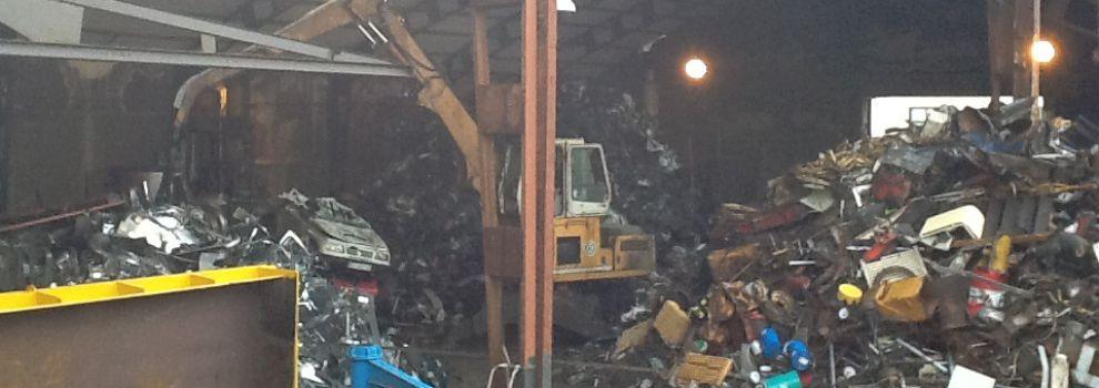 Desguaces y chatarras en Irun |  Albisu Gestión de Residuos
