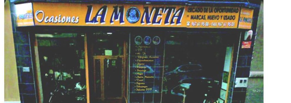 Tiendas outlet en Albacete | Ocasiones La Moneta