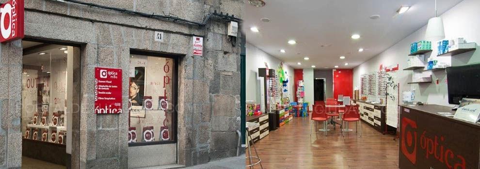Óptica y optometría en Santiago de Compostela   Óptica M & S