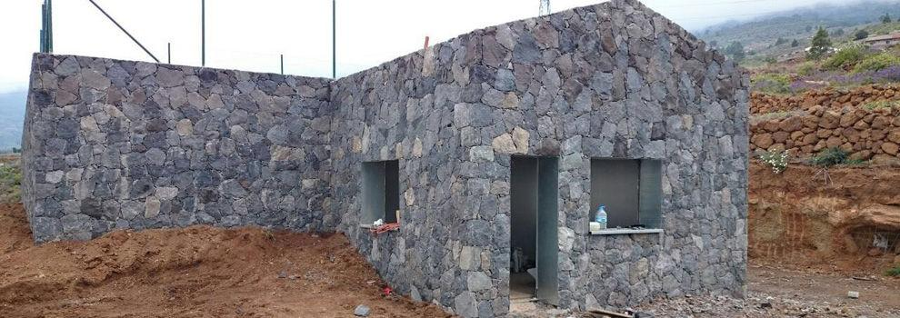 Piedra natural tenerife materiales de construcci n para la reparaci n - Empresas de construccion en tenerife ...