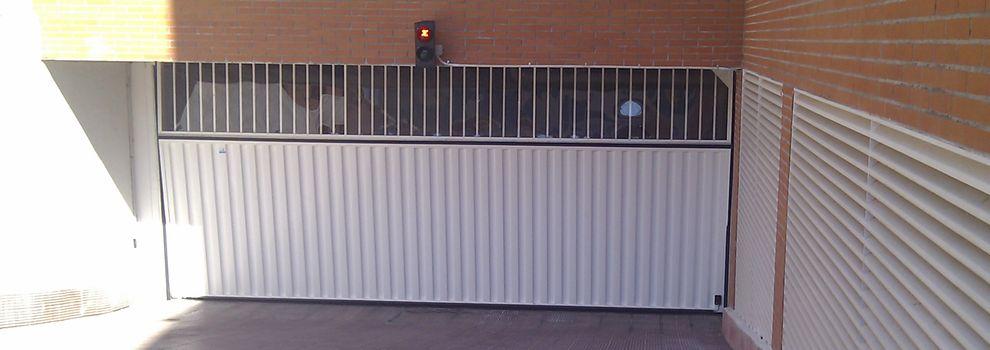 Puertas automáticas en el Centro Madrid