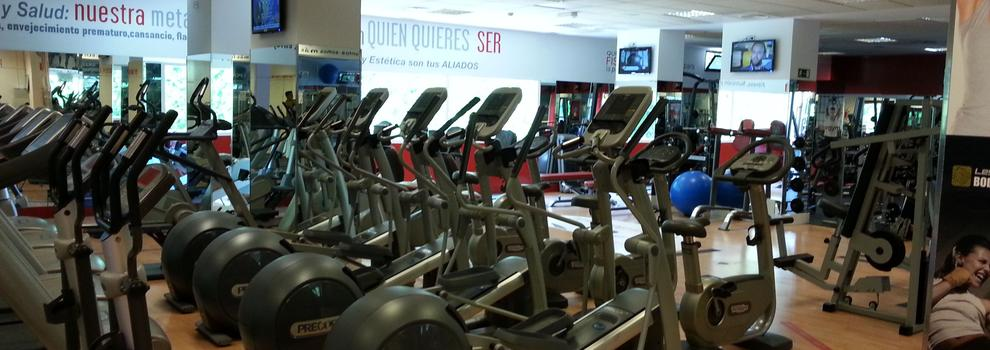 Smart gym for Gimnasio hortaleza fitness
