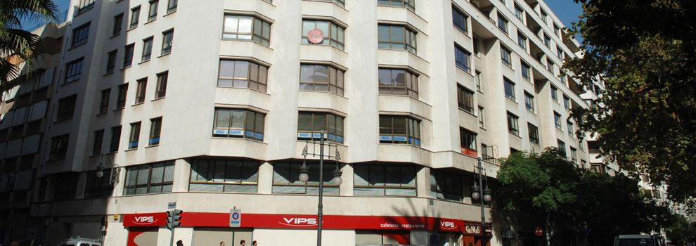Alquiler de despachos y oficinas amueblados en Valencia | Grupo Ciudadela