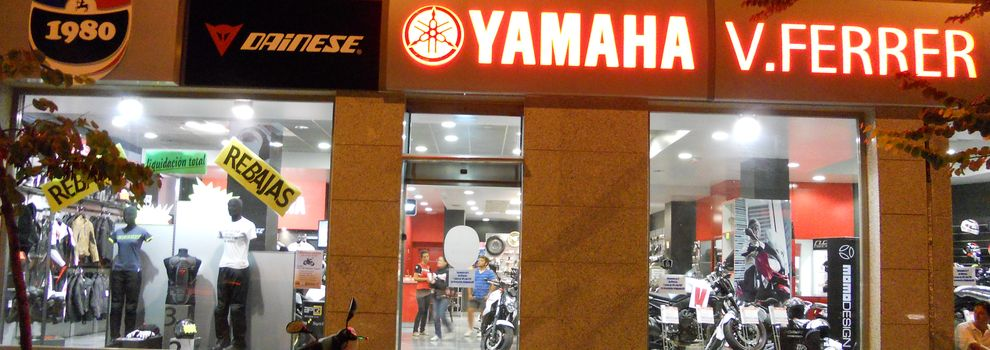 Motos Yamaha Valencia