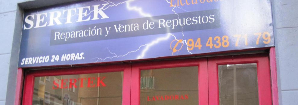 Electrodomsticos (reparacin) en Barakaldo | Sertek