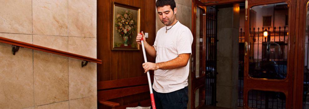 Limpieza de oficinas en Valencia | Limpiezas y Mantenimiento Ortega