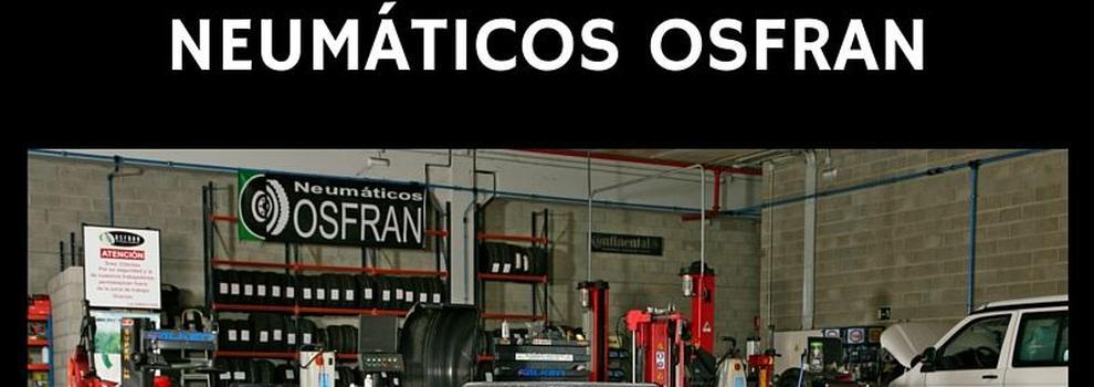 Talleres de coches en Humanes de Madrid - Neumáticos Osfram
