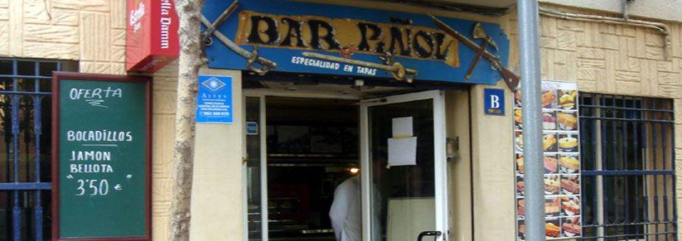 Bar de tapas en la Barceloneta Barcelona
