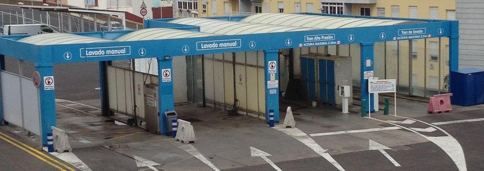 Estaciones de servicio en Santa Cruz de Tenerife | Autolavado Barranco Grande