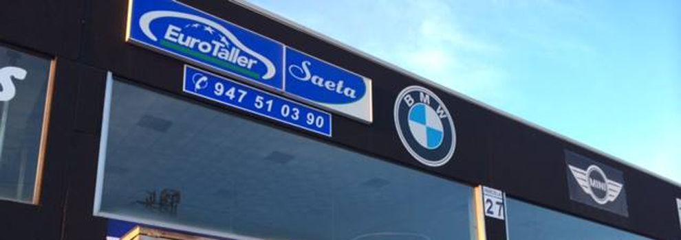 Taller de automóviles en Aranda de Duero   Talleres Saeta