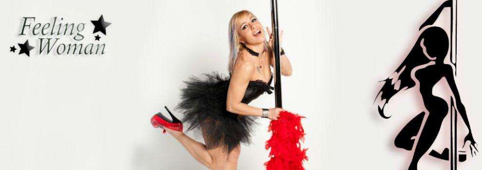 Escuela de Pole Dance y barra americana en Barcelona   Feeling Woman