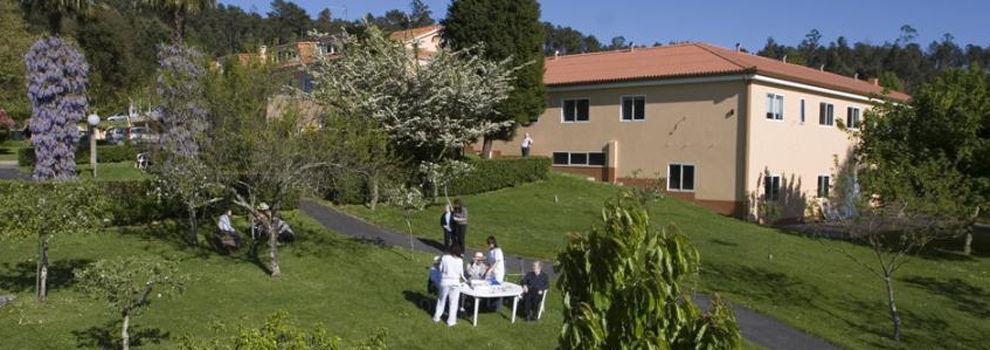 Residencias geriátricas en Teo | Residencia Puentevea