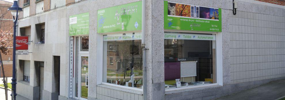 Ventanas de aluminio o PVC en Portugalete | AZ Confort
